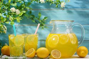 Пить воду с лимоном каждое утро – хорошая привычка
