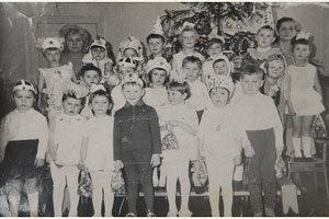 Как в 1972 году самолет упал на детский сад