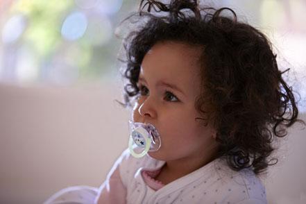 Як легко відучити дитину від соски
