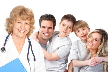 Із квітня оберіть собі сімейного лікаря