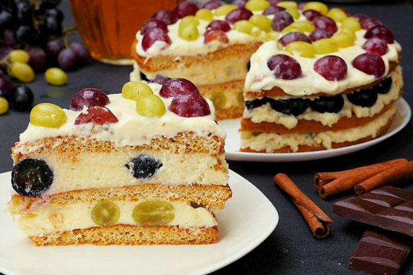 Торт «Насолода»