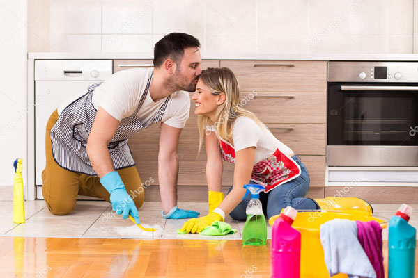 Виявлено зв'язок між прибиранням і якістю сексуального життя