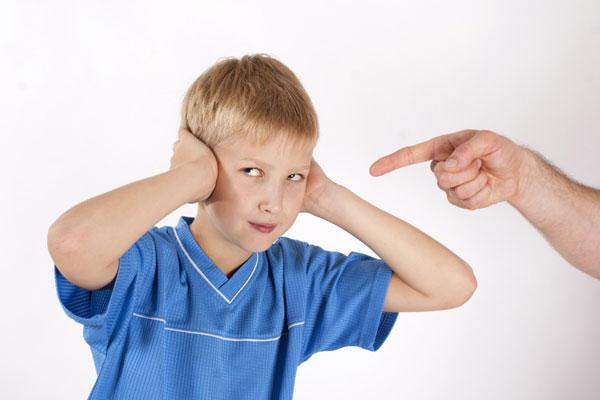 Чому дитина вас не слухає