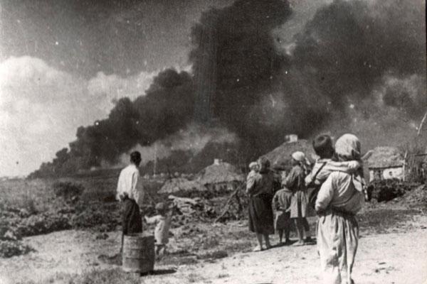Спогади про війну