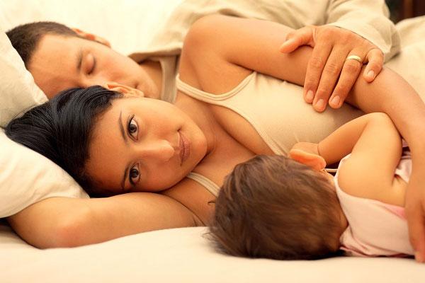 Сон із батьками