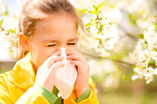 Весняна алергія, як вберегтися