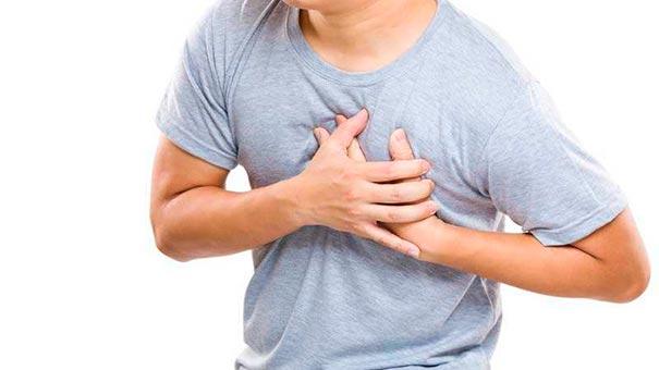 Від болю в серці
