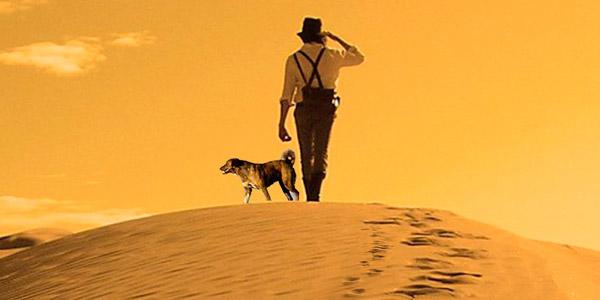 Пес і мандрівник