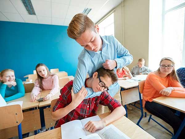 цькування в школі