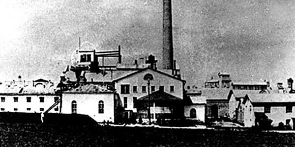 Цукровий завод графів Бобринських у селі Балаклеї