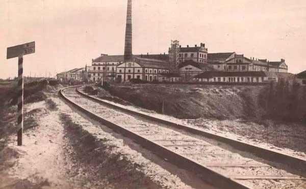 Черкаський цукрово-рафінадний завод