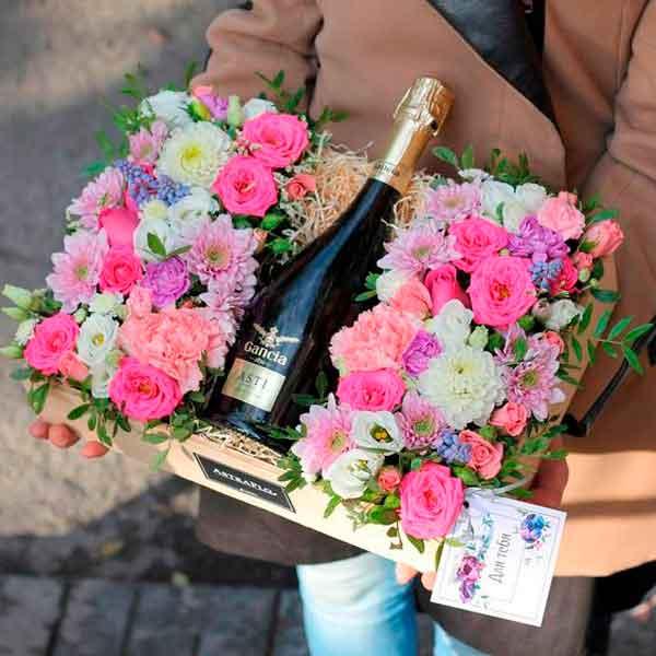 Дарувати квіти