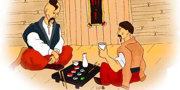 козаки і суші