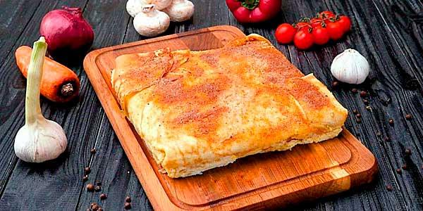 Млинцевий пиріг