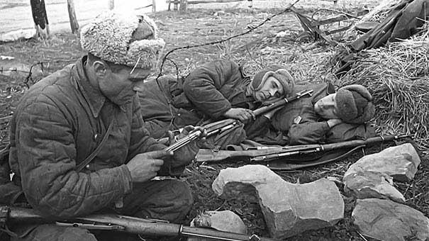 Солдати сплять