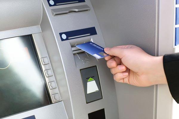 Банківський термінал