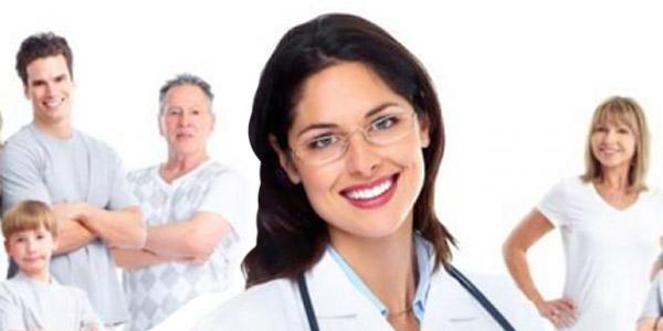 обслуговує лікар