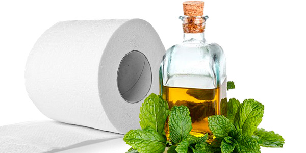 туалетний папір ефірна олія