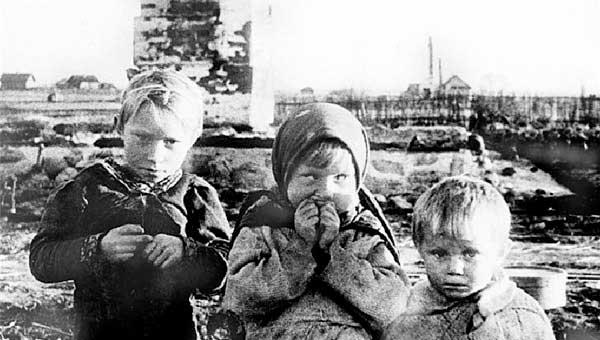 Війна очима дітей
