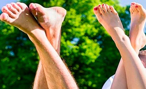 від утоми ніг і набряків