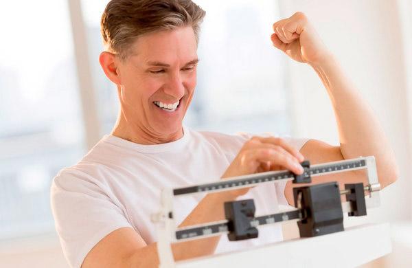 Чоловікам легше схуднути