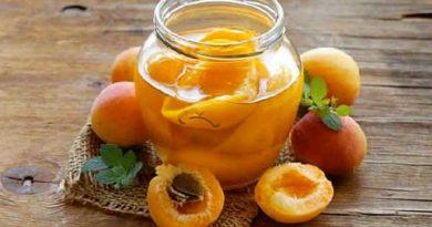 абрикос в соку