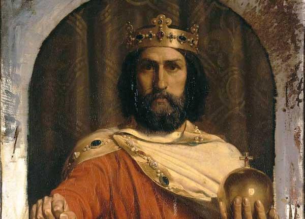 Карлом І Великим
