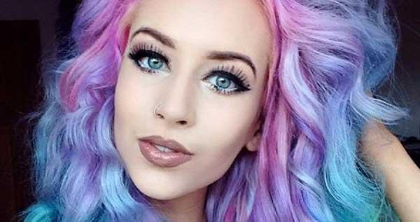 колір волосся