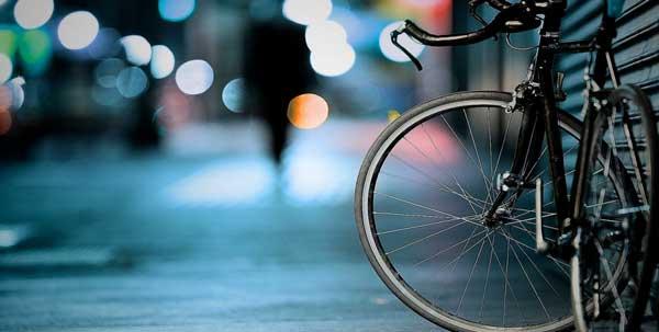крадений велосипед