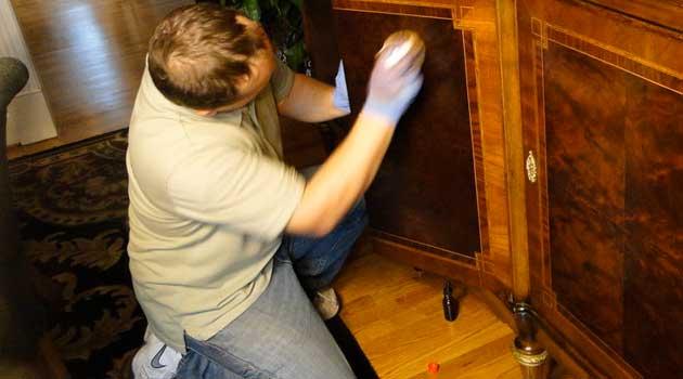 реставрація шафи