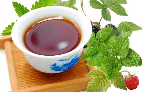 Заспокійливий трав'яний чай