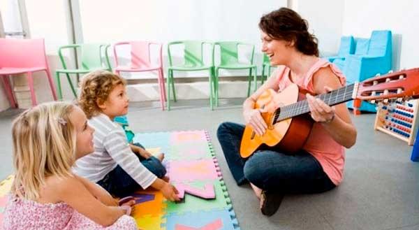 уроки музики