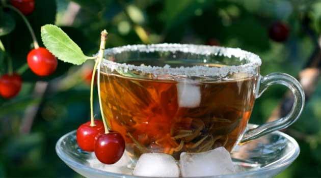 Вишневий чай