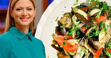 Одеський салат від Тетяни Литвинової