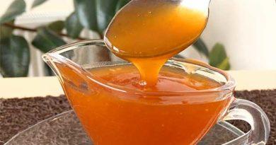 Соус з абрикос