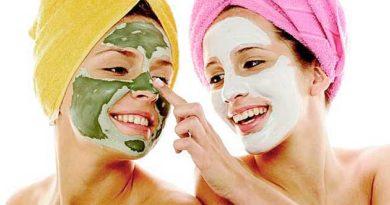 Чудові маски для обличчя