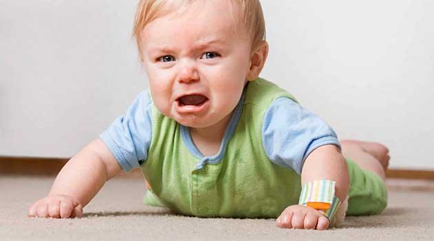 криза малюка