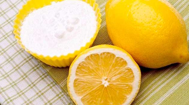 Лікування грибка нігтів за допомогою соди і лимона