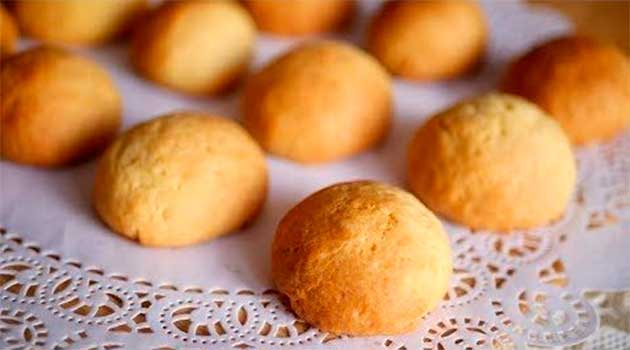 Печиво на варених жовтках
