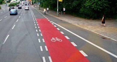 влаштування велодоріжок