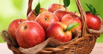 Як зберегти яблука до весни