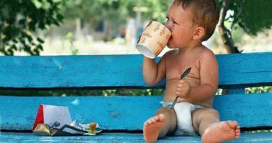 Чому дітям не можна пити каву