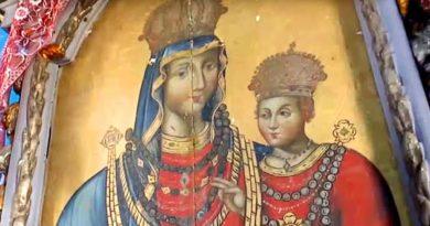 ікону яку реставрував Шевченко