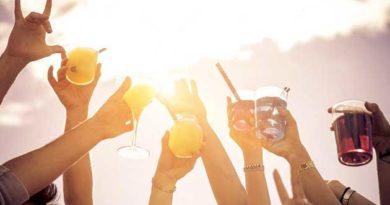 Напої які омолодять організм