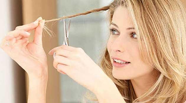 Навіщо підрізати кінчики волосся