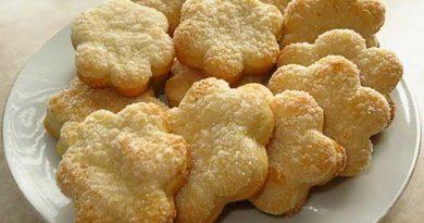 Печиво сметанне