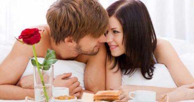 Що не можна їсти перед сексом