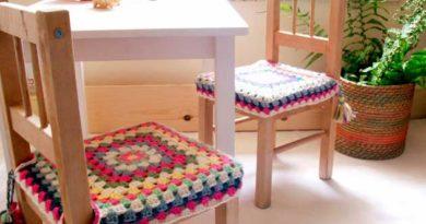 Сидіння на стілець власноруч