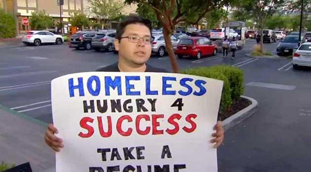 Як бездомний програміст отримав роботу
