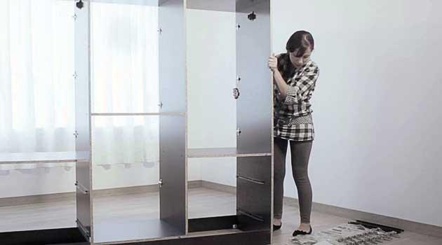 Як пересувати важкі меблі самостійно